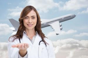 Medizinische Reisebegleitung und Beratung